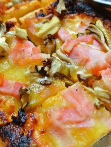 柚子胡椒風味のおつまみSOY PIZZA