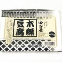 木綿豆腐 400g